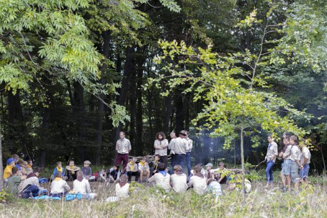 1. podzimní schůzka